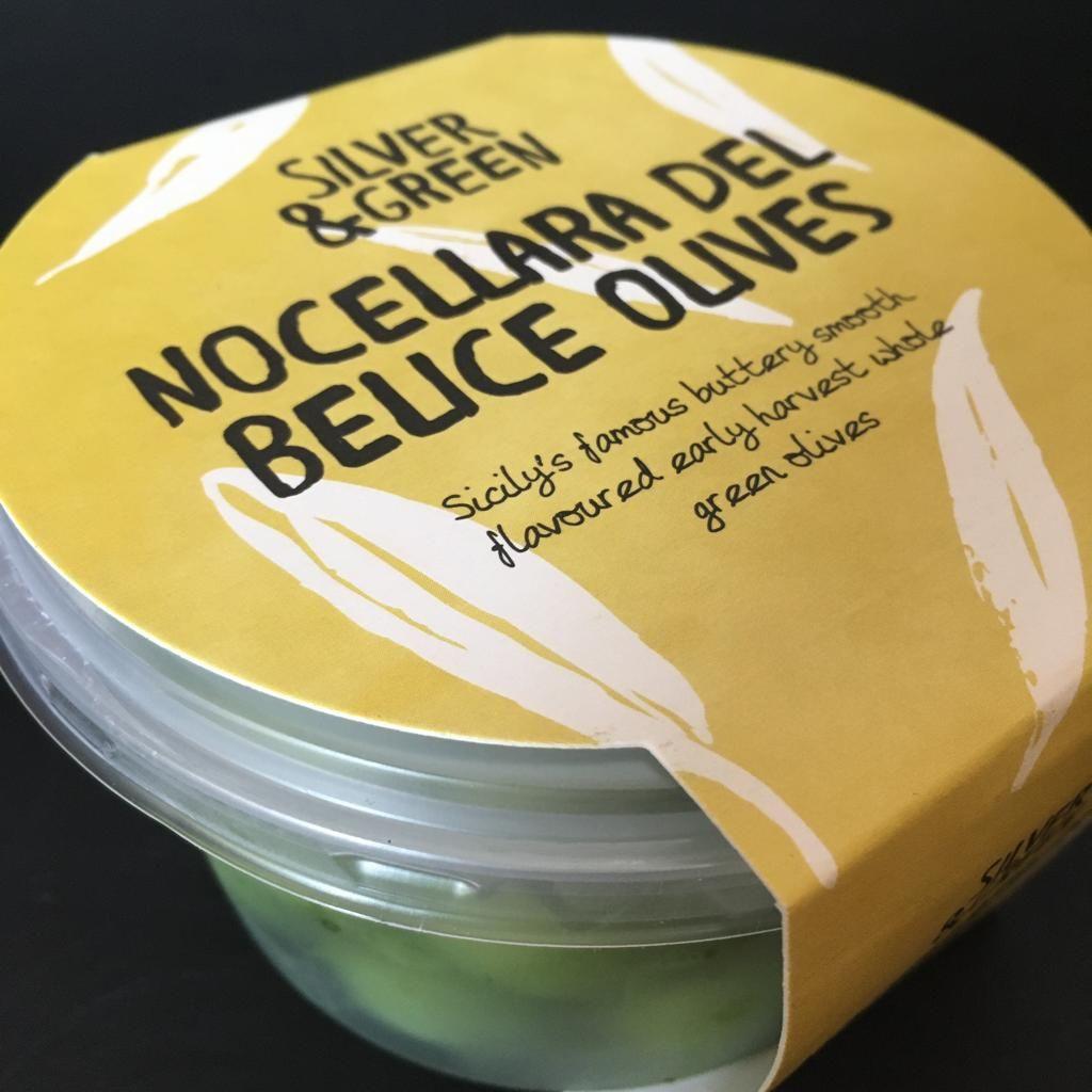 Olives - Nocellara Del Belice