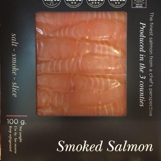 Smoked Salmon - 100g