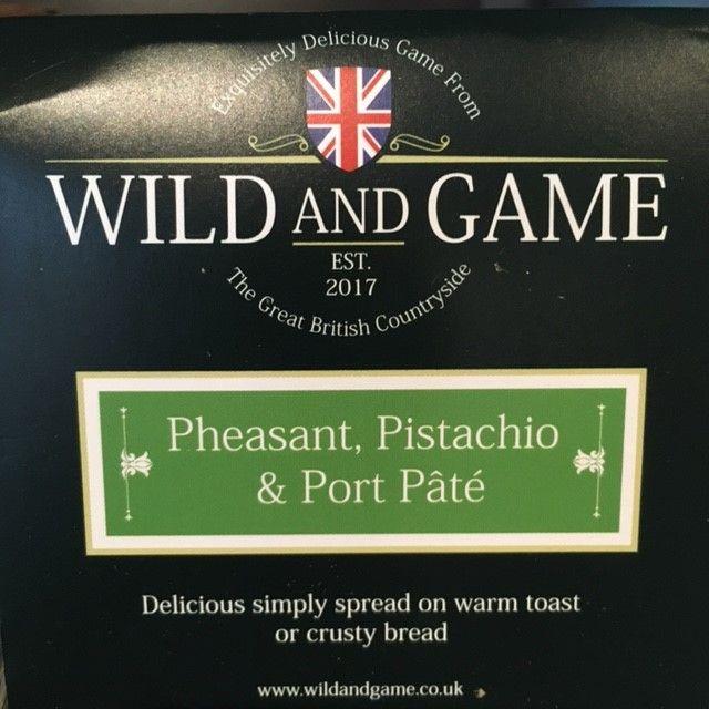 Pate - Pheasant Pate