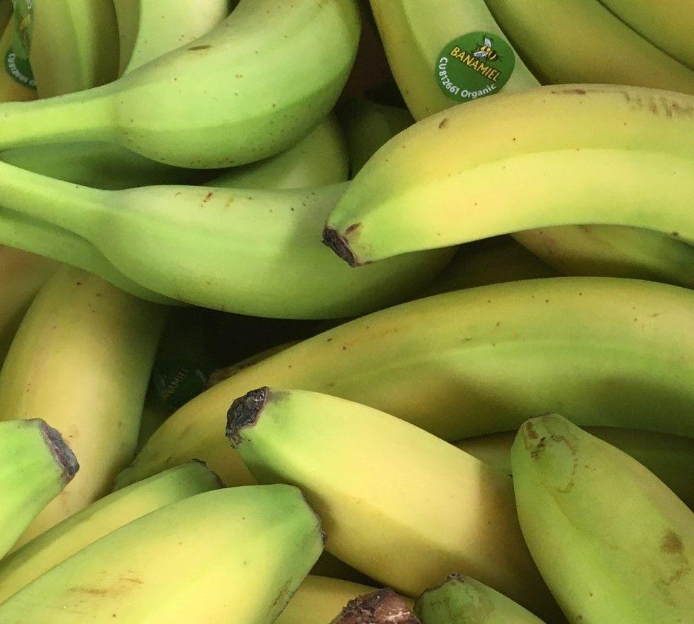 5 organic bananas approximately 575g