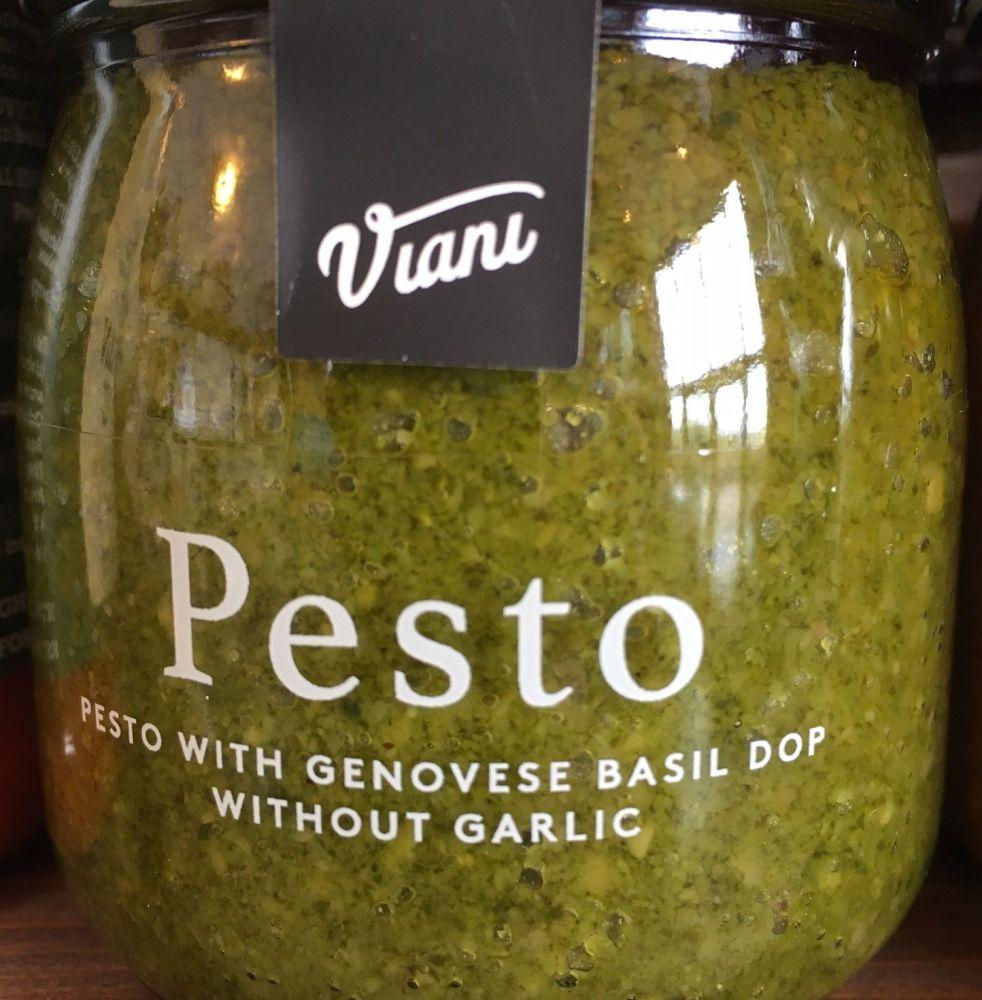 Pesto - Basil no Garlic