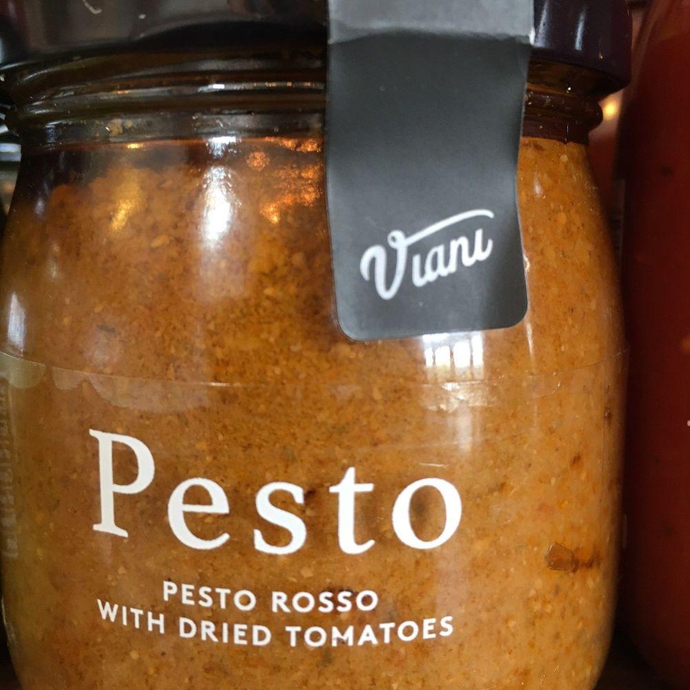 Pesto - Sundried Tomato