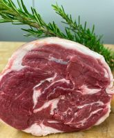 Lamb - Organic boned & rolled shoulder of Lamb 1.19-1.52kg