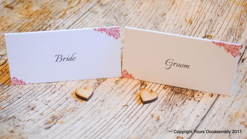 Place Cards (5)