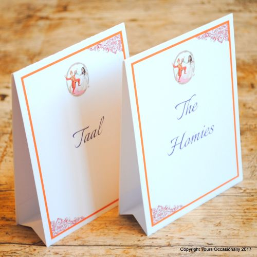 Table Name Cards (10)