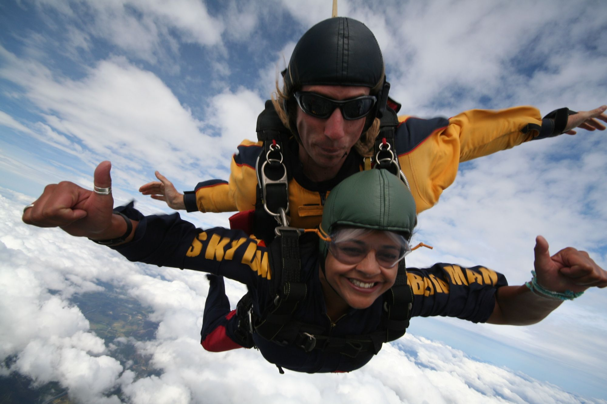 Abel Tasmen Sky Dive