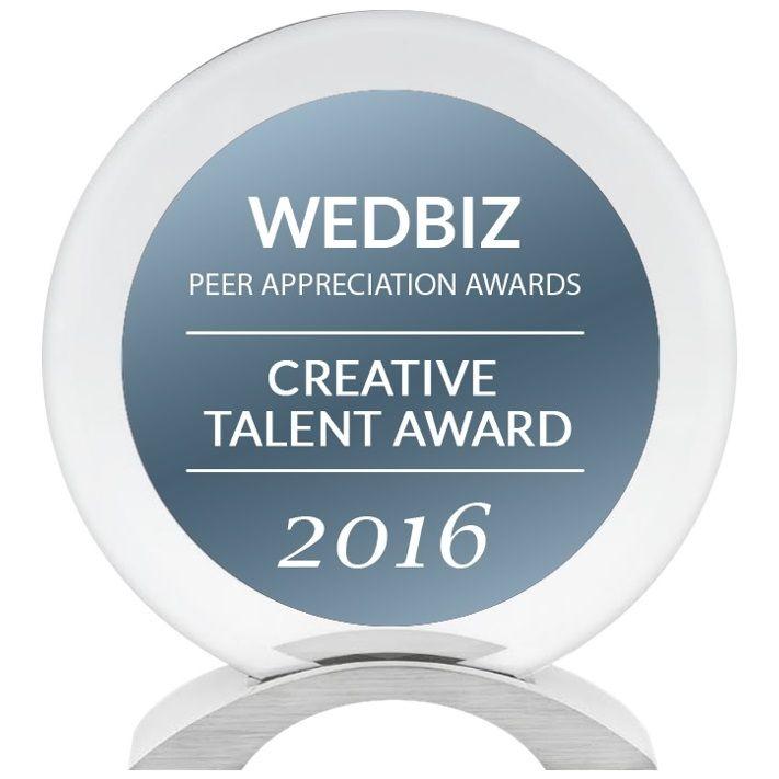 Creative Talent Award