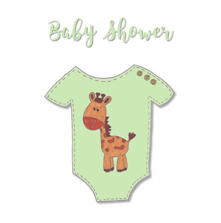 1. Baby Shower Cards