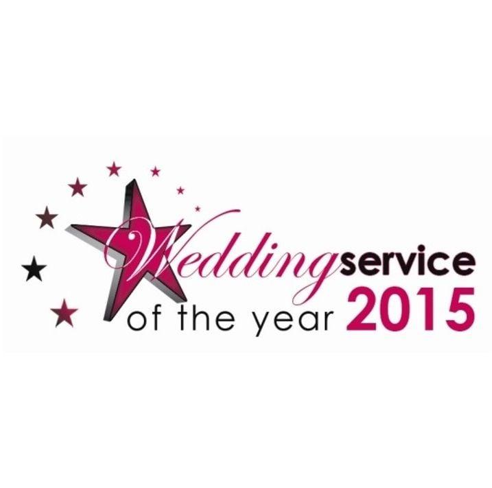 Wedding Service of the Year Winner 2015