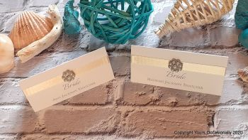 Pearl Pretty Place Cards