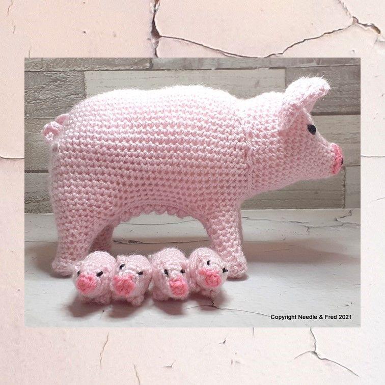 Needle & Fred Crochet