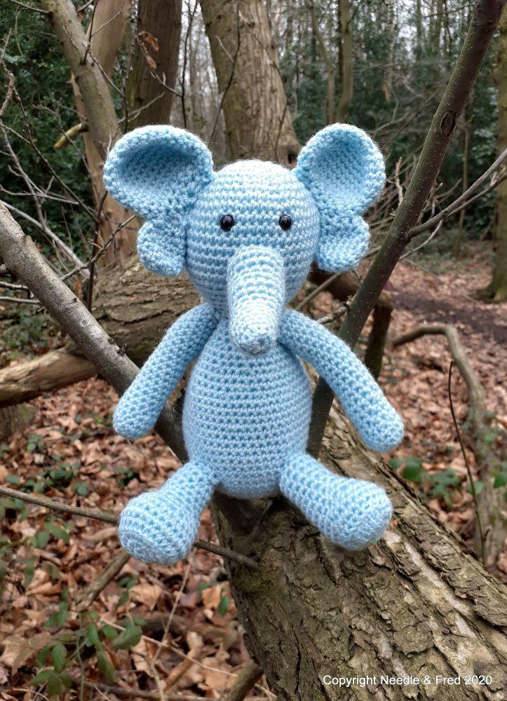 Eliza the Elephant