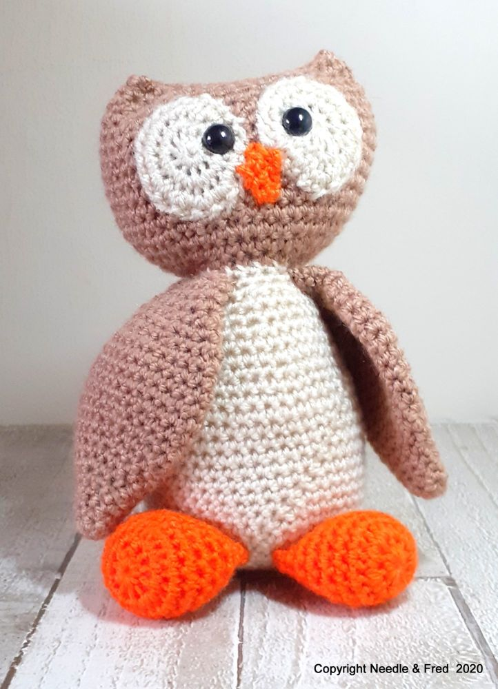 Oswald the Owl
