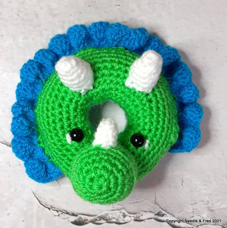 Terrence the Triceratops