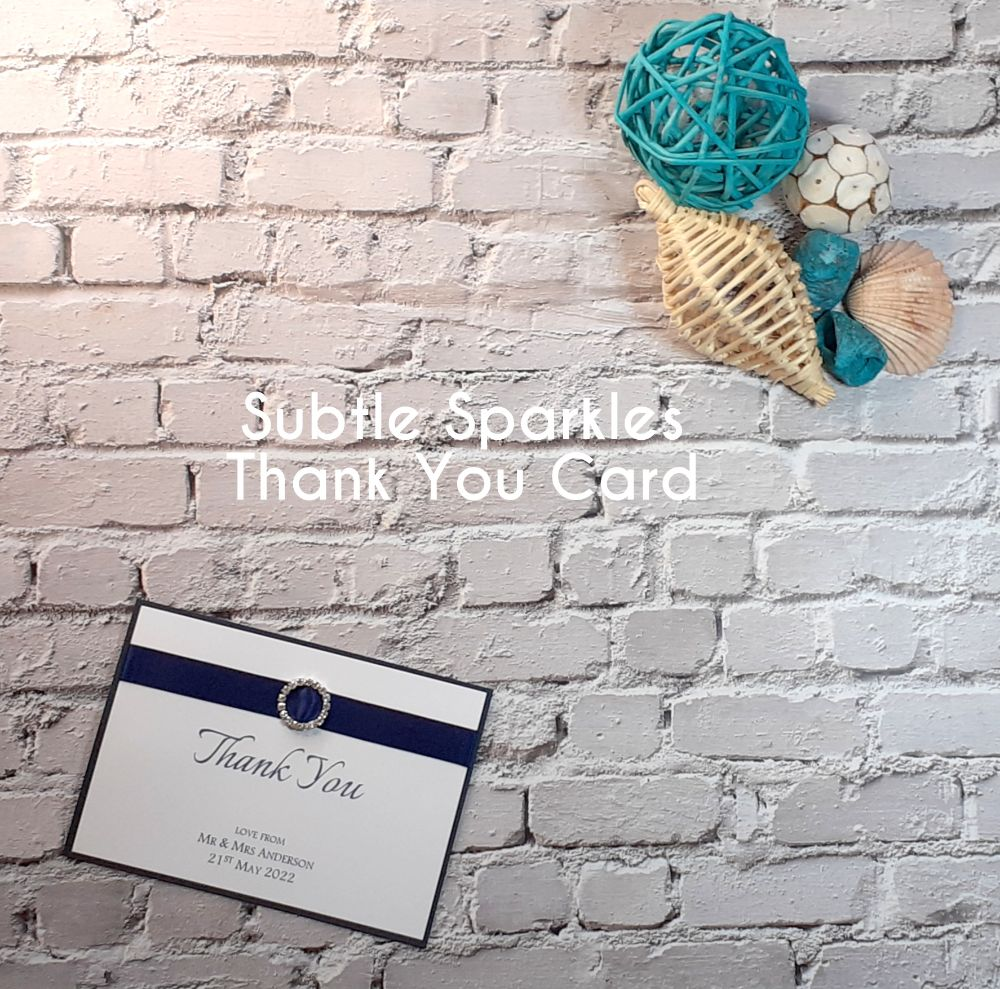 009. Thank You Cards