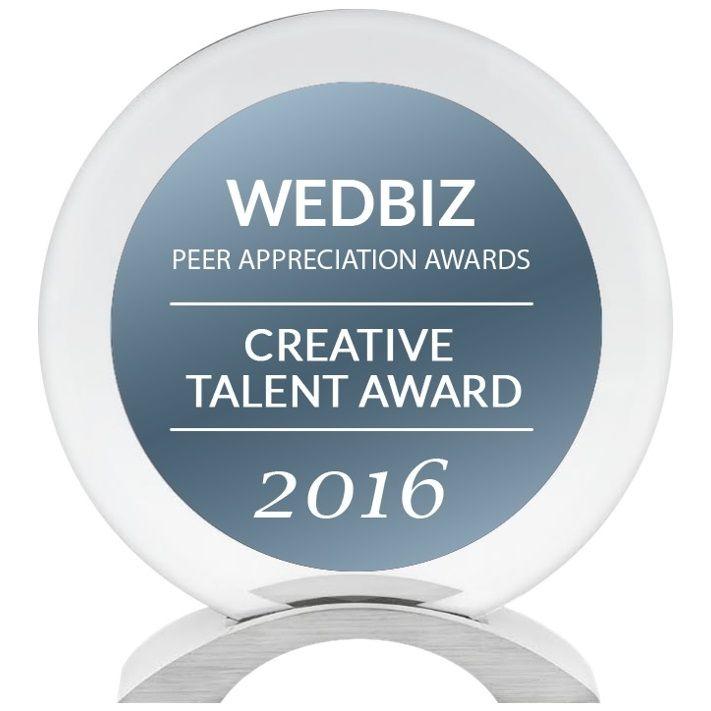 Creative Talent Award 2016