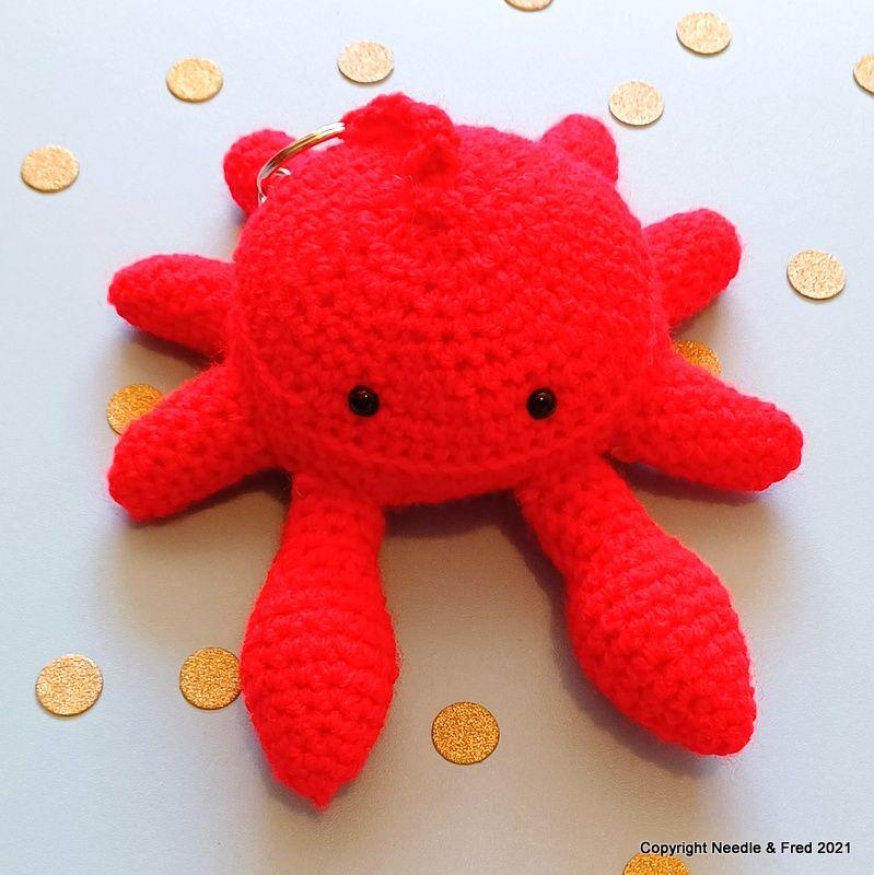 Sideways the Crab