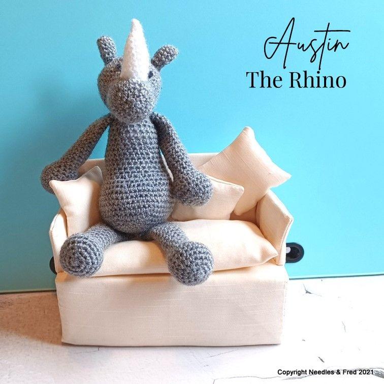 Austin the Rhino
