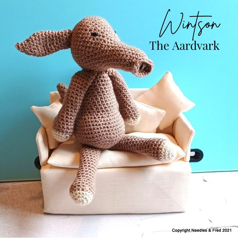 Winston the Aardvark