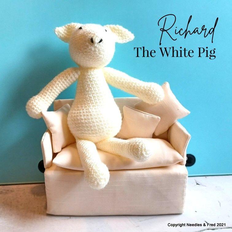 Richard the White Pig