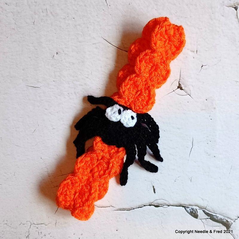 Spooky Spider Headband