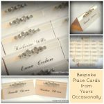 Place Card Collage