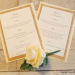 Wedding Breakfast Menus (1)