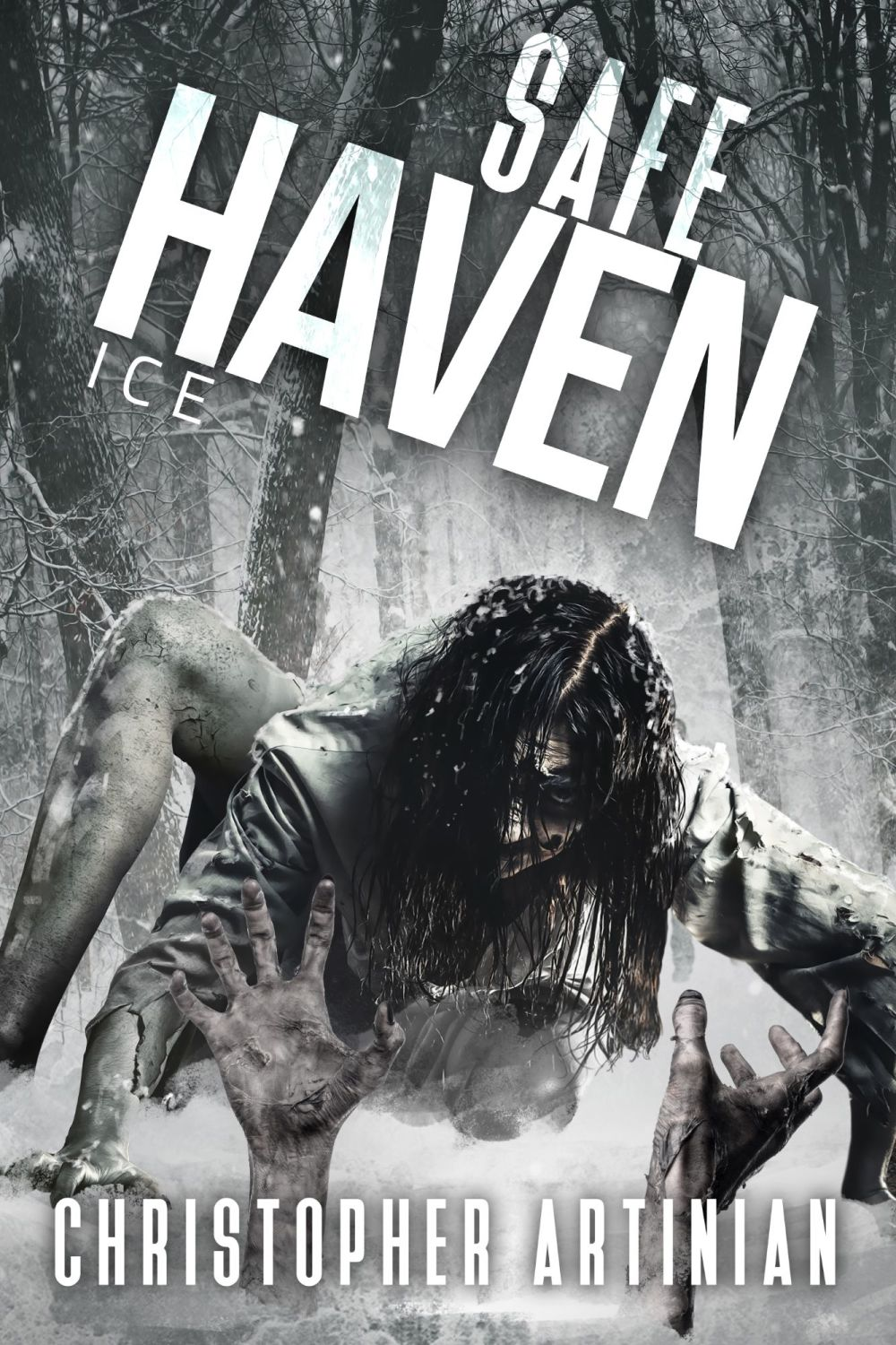 SAFE HAVEN: ICE (SIGNED A4 PRINT)