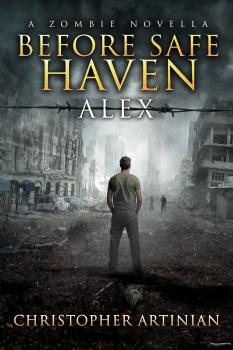 BEFORE SAFE HAVEN: ALEX (SIGNED PAPERBACK)