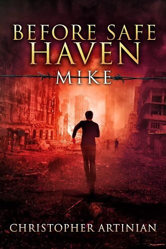 BEFORE SAFE HAVEN: MIKE (SIGNED PAPERBACK)