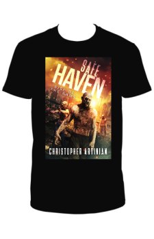 SAFE HAVEN - RISE OF THE RAMS (CHRISTIAN BENTULAN SLEEVE) T-SHIRT