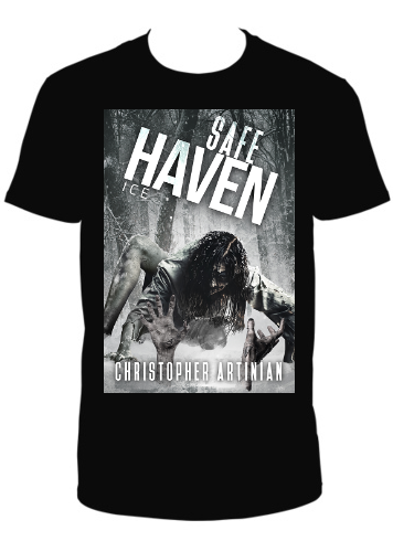 SAFE HAVEN - ICE T-SHIRT