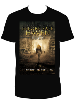BEFORE SAFE HAVEN - LUCY T-SHIRT