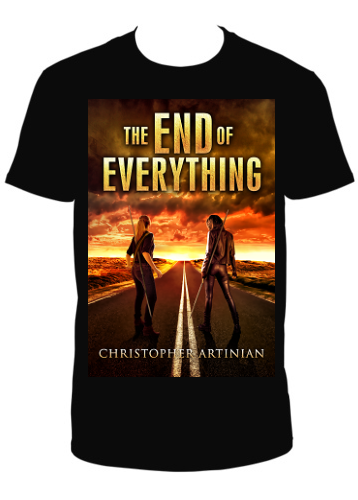 THE END OF EVERYTHING T-SHIRT