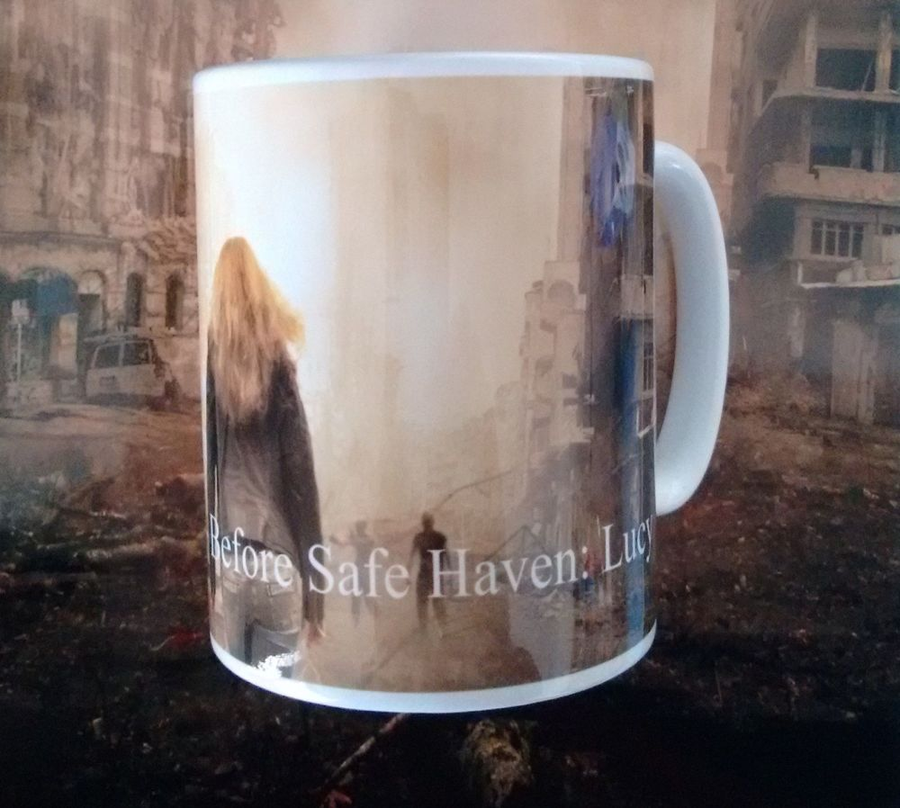 BEFORE SAFE HAVEN: LUCY (COFFEE MUG)