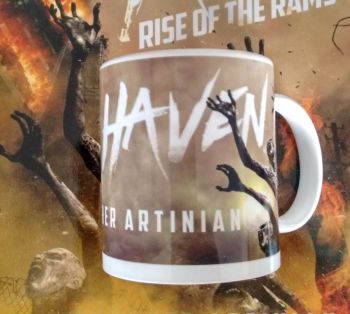 ORIGINAL SAFE HAVEN COVER COFFEE MUG ( LTD EDITION)