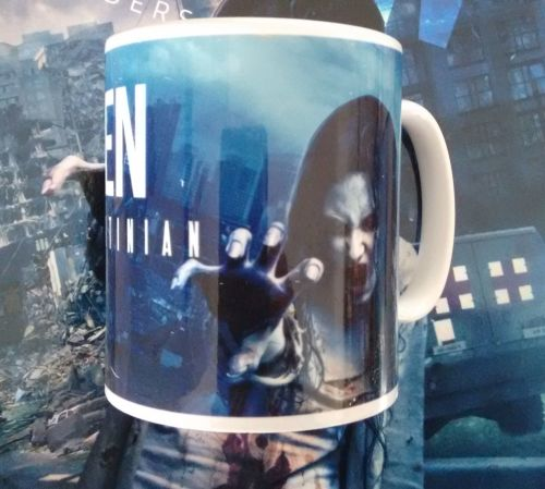 SAFE HAVEN: REALM OF THE RAIDERS (COFFEE MUG)
