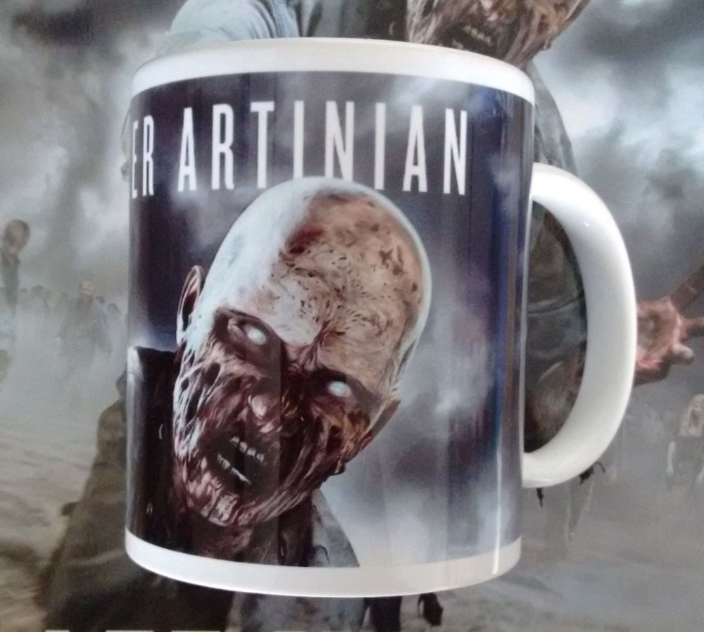 SAFE HAVEN: REAP OF THE RIGHTEOUS (COFFEE MUG)