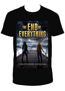 THE END OF EVERYTHING BOOK 3 - T-SHIRT