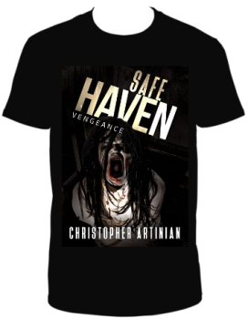 SAFE HAVEN - VENGEANCE T-SHIRT