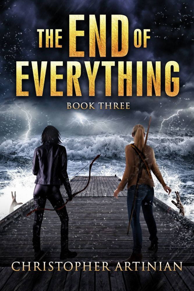 THE END OF EVERYTHING: BOOK 3 (SIGNED PAPERBACK)