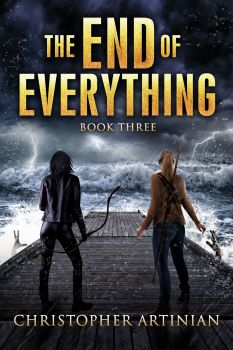 THE END OF EVERYTHING: BOOK 3 (SIGNED A4 PRINT)