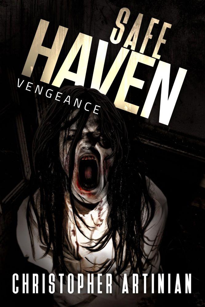 SAFE HAVEN: VENGEANCE (SIGNED PAPERBACK)