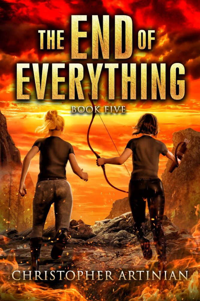 THE END OF EVERYTHING: BOOK 5 (SIGNED PAPERBACK)