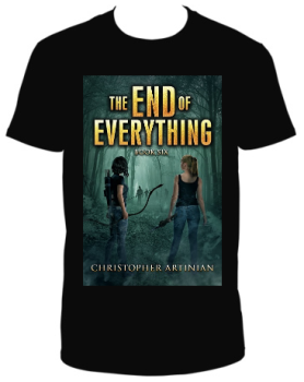 THE END OF EVERYTHING: BOOK 6 T-SHIRT