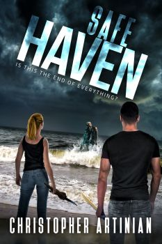 SAFE HAVEN - IS THIS THE END OF EVERYTHING? (SIGNED PAPERBACK)