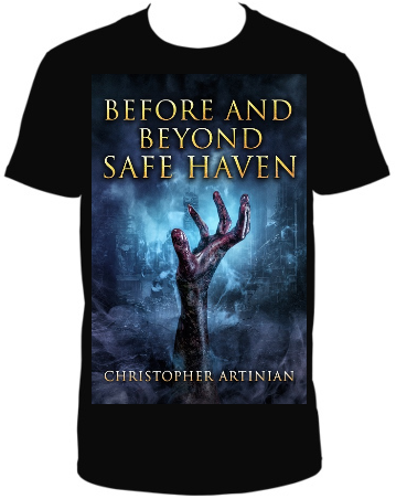 BEFORE & BEYOND SAFE HAVEN: T-SHIRT