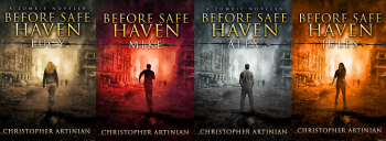 BEFORE SAFE HAVEN SET OF 4 (6' x 4') SIGNED PRINTS