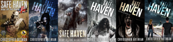 SAFE HAVEN SET OF 6 (6' X 4') SIGNED PRINTS