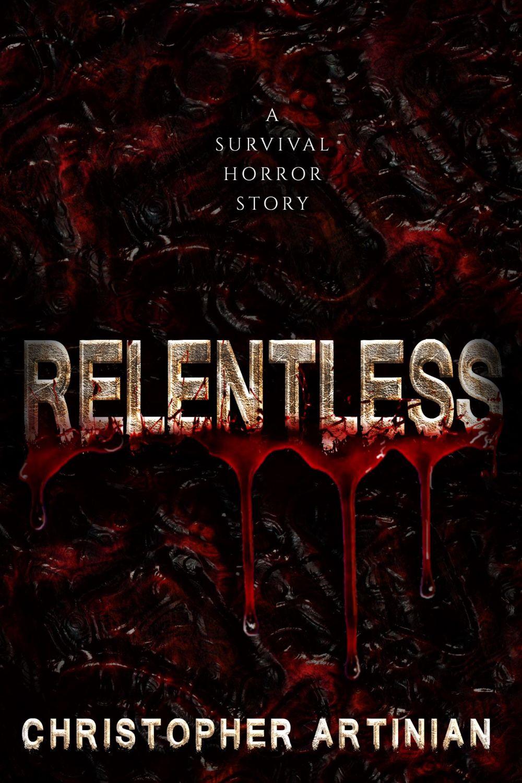 RELENTLESS (SIGNED PAPERBACK)